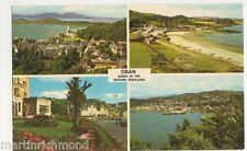 Oban, Queen Of The Western Highlands Old Postcard, B425