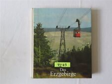 Das Erzgebirge DDR Bildband 1976 Paul Beyer Rössing-Winkler Brockhaus Leipzig