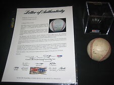 1941 YANKEES WS CHAMPS TEAM (24) SIGNED AUTOGRAPHED BASEBALL RUFFING RIZZUTO PSA