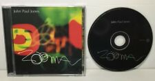 """John Paul Jones """"Zooma"""" CD Discipline Global Mobile DGM9909"""