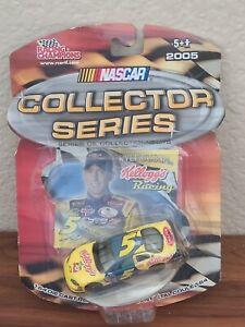 2005 #5 Kyle Busch Kellogg's Rookie Car 1/64 Racing Champions NASCAR Diecast