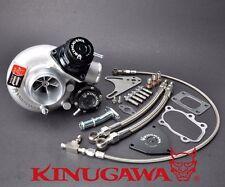 "Kinugawa Billet Turbocharger 2.4"" TD05H-16G & Blow Off Valve & 8cm T25 Housing"