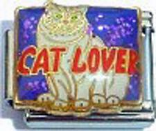 Italian Charm Cat Lover Kitten Pet