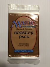 Magic: The Gathering MTG Factory Sealed Booster Pack Revised 3rd Edition