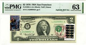 $2 DOLLARS 1976 FIRST DAY STAMP CANCEL BICENTENNIAL SPIRIT 76 LUCKY MONEY $3000