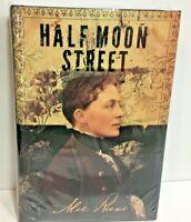 Half Moon Street Leo Stanhope by Alex Reeve Hardcover