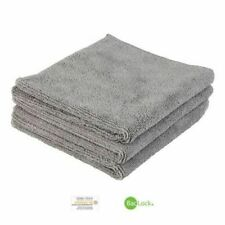 NORWEX FACE AND BODY WASHCLOTH CLOTHS PACK OF 3 GRAPHITE ANTIBACTERIAL BACKLOC