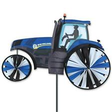 """New Holland 26"""" Tractor Staked Licensed Wind Spinner (Smaller Size)..24 PR 26902"""