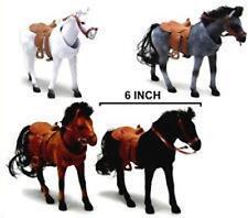 12 BOBBING MOVING HEAD HORSES animals fun toys toy race horse BOBBLE NOVELTIES