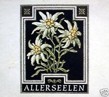 ALLERSEELEN - edelweiss CD