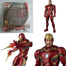 New Medicom Toy MAFEX No.022 The Avengers Age of Ultron Iron Man Mark 45 Figure