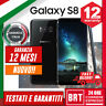 NUOVO! SMARTPHONE SAMSUNG GALAXY S8 64GB SM-G950U 12 MESI GARANZIA! (G950F_24H!!