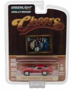 Greenlight 44770B Sam's Chevrolet Corvette Sting Ray Cheers 1/64