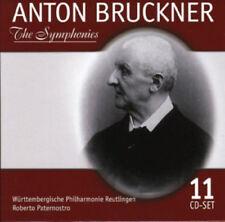 Anton Bruckner : Anton Bruckner: The Symphonies CD (2009) ***NEW***