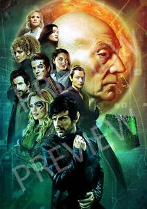 Star Trek - Picard - A3 Poster