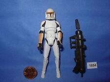 "Star Wars 2009 CLONE TROOPER 212th ATTACK BATTALION TCW 3.75"" figure"