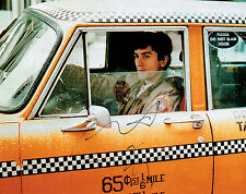 Robert De NIRO RARE SIGNED Autograph 10x8 Photo AFTAL COA Taxi Driver
