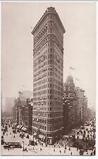 USA; Flat Iron Building, New York PPC, Unposted, c 1910