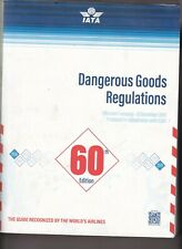 IATA Dangerous Goods Regulations-60th Edition