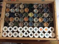 70 Pots Of Humbrol Model Paints. Most Unopened.