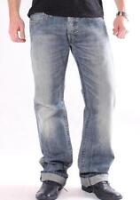 Vaqueros de hombre Replay color principal azul 100% algodón