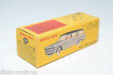 DINKY TOYS 548 FIAT 1800 FAMILIALE BREAK ORIGINAL EMPTY BOX NEAR MINT