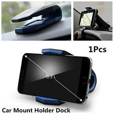 Fashion Sports Style 1x Car Cell Phone Mount Holder Dock Stealth Dashboard Stand
