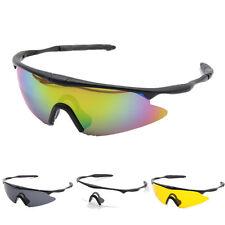 Occhiali da Sole UV400 Sport per Golf Corsa Guida Moto Bicicletta Bici Ciclismo