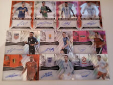 Panini Autographed Single Sports Trading Cards & Accessories
