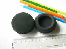 2 Ohrpolster Schaumstoff zB für Philips SBC HC105 Kopfhörer SBC HC 105 SBCHC105