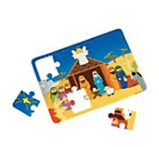 Nativity Foam Puzzle