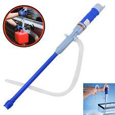 Car Diesel Fuel Water Electric Battery Syphon Pump Unit 7.5 litres/Min Transfer