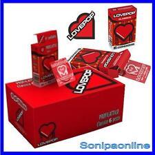 144 Preservativi Profilattici Classici Love Pop 24 Confezioni Espositore