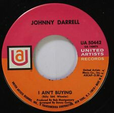 Country 45 Johnny Darrell - I Ain'T Buying / Little Things On United Artists Rec