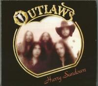 The Outlaws - Hurry Sundown / Ghost Riders - 2 Albums on 1CD - Digipack - OVP