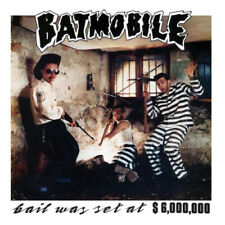 Batmobile : Bail Was Set at $6,000,000 CD (2017) ***NEW*** Fast and FREE P & P