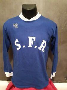 maillot shirt KOPA VINTAGE porté  1980's camiseta  football maglia foot