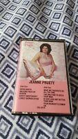 Jeanne Pruett cassette 1984 TESTED