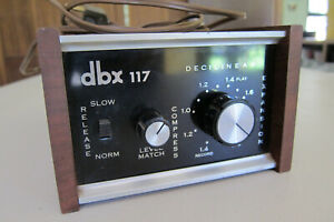 DBX 117 Decilinear Compressor Expander