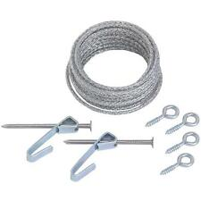 70 Pk Hillman Anchor Wire 50# Capacity Picture Mirror Hanging Cord Set 121128