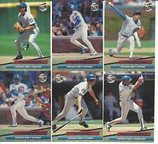 1992 Ultra Chicago Cubs Team Set