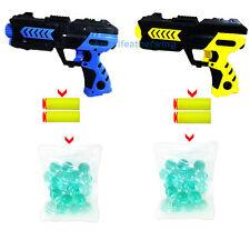 Water Soft Gun Bullet Pistol Bullets Crystal Dart Balls Toys Set Kids Gift