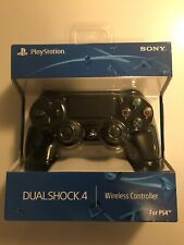 wireless PS4 controller for Sony Playstation 4 - Black Dualshock 4 +USB cord