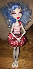 GHOULIA YELPS DOT DEAD GORGEOUS DOLL - MONSTER HIGH, 2012