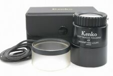 Kenko Continuous Focusing 4x Magnifying Lupe Loupe *KE1