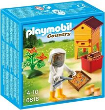 Playmobil 6818 pays forester's apiculteur playset