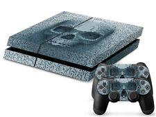 SONY PS4 PlayStation 4 SKIN Design Adesivo Pellicola Protettiva Set - 3D