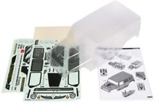 "Axial AX31578 2017 Jeep Wrangler Rubicon Hardtop Body .050"" (Clear) SCX10 II"