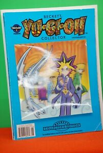 YU GI OH Beckett Collector Edition # 3 Dec 2002 Complete with Poster SHARP !