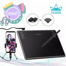 HUION H430P Graphics Drawing Digital Tablets Signature Pen Tablet *GIFTS*